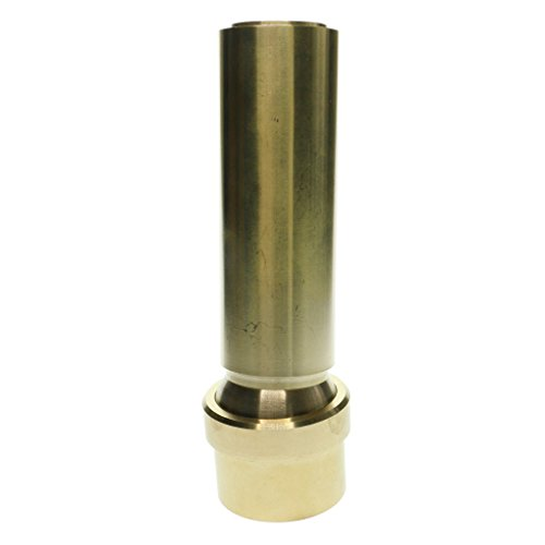 Flameer 1pc 3/4'', 1'', 1-1/2'' Brass Geyser Water Fountain Nozzle Spray Pond Sprinkler Head - 1-1/2inch by Flameer