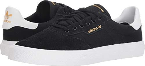 Suede Heels Adidas - adidas Skateboarding Men's 3MC Black/White/Black Suede 10.5 D US