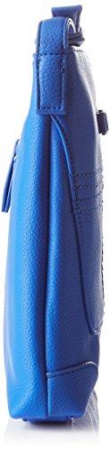 Le Temps des Cerises Loopita _ Ltc4d09 - Bolso bandolera Mujer Azul (Bleu Electrique)