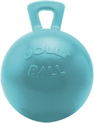 Horsemen's Pride Jolly Ball Horse Toy, Blueberry, 10-inch by DPD