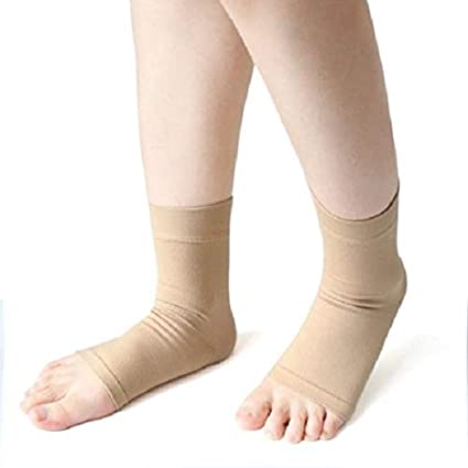 ad52423694 ASRocky Ankle Compression Sleeves Socks for Men & Women Foot Sleeve Anti  Fatigue Swelling Plantar Fasciitis