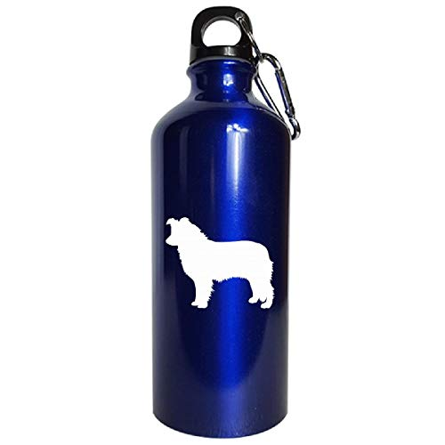 Border Collie Dog Lover Gifts For Woman Men Or Kids - Water