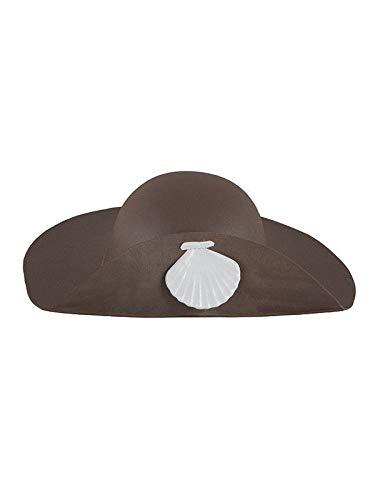 DISBACANAL Sombrero peregrino Santiago