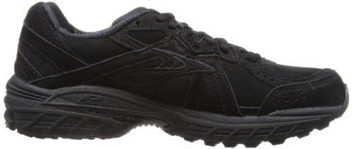 donna Nero Brooks da Black corsa Scarpe W Adrenaline Walker ww1Aq0pY