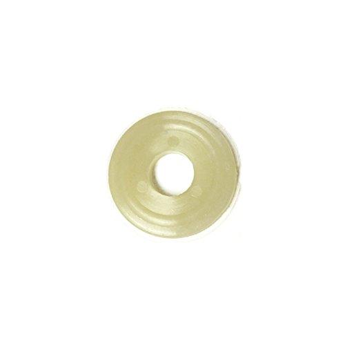 Learn to Brew CO2W Nylon Washers for CO2 Regulators, Set of 6, Metallic KegWorks.com