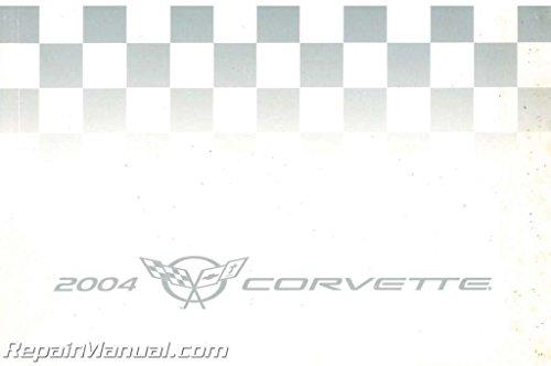 2004-Chevrolet-Corvette Used 2004 Chevrolet Corvette Owners Manual