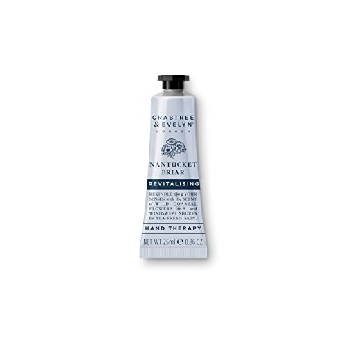 Crabtree & Evelyn Ultra Moisturising Hand Cream Therapy Nantucket Briar, 0.9 oz