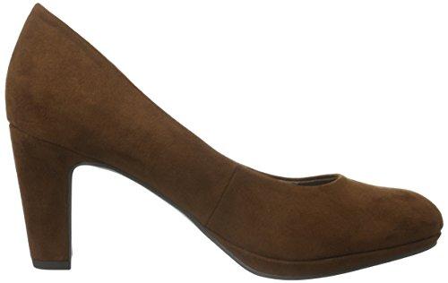 Tamaris 22420 - Zapatos de tacón para mujer Marrón (COGNAC 305)