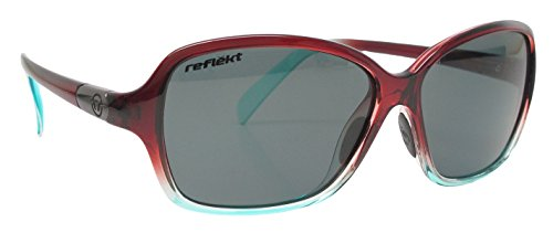 Reflekt Polarized Mystic Sunglasses, Chocolate - Com Usa Versace
