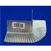 """Amerimax Home Products 68720 Home Products Corner Flex Flashing, 3-1/12"""" x 2"""" x 2"""""""