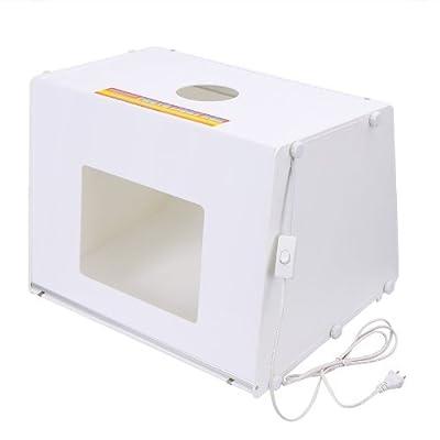 Image of Andoer 20'x16' Portable Mini Kit Photo Photography Studio Light Box Softbox Mk50 110V