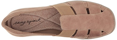 Alani2 Taupe Taupe Spirit Easy Fabric Flat Women's qOxEIwaH