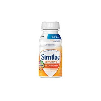 Amazon com: 5253676 - Abbott Nutrition Similac Sensitive On-The-Go