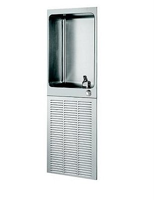 Oasis P8FPM Water Cooler, Refrigerated Drinking Fountain, Fully Recessed, 8 GPH