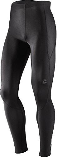 Cannondale Men's Midweight Tights, Black, - Shorts Cannondale Nylon