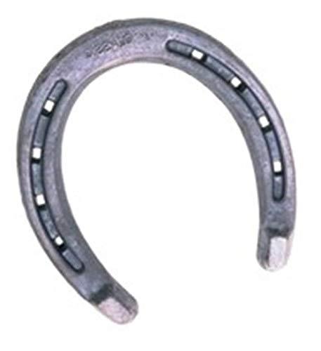 Aromzen Diamond Classic Heeled Horseshoe, 4-23/32 in L X 4-9/32 in W