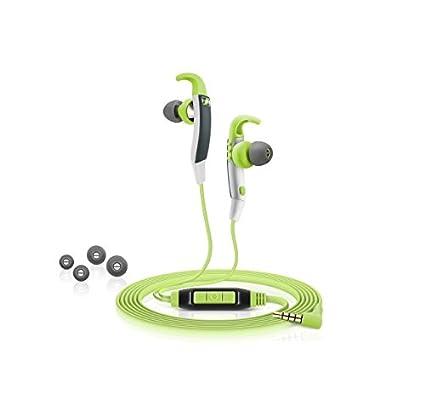 58bc9d0b7e6 Sennheiser CX 686G Sports Ear-Canal Headset (Green): Buy Sennheiser ...