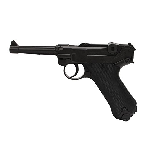 Legends Luger P08 .177 Caliber Steel BB Air Gun Pistol (Best Co2 Bb Pistol)