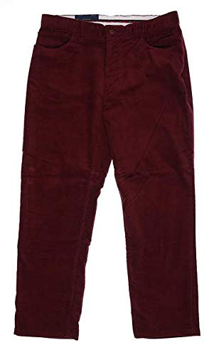 (Ralph Lauren New Mens Corduroy Pants 36x32 Red)