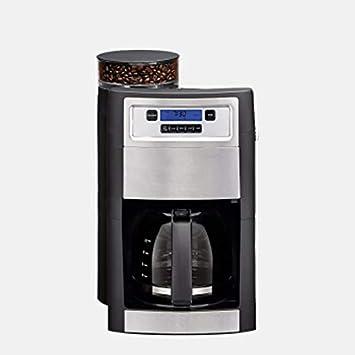 LJHA kafeiji Máquina de café Estadounidense, máquina de café por Goteo, máquina de café con Bomba, ...