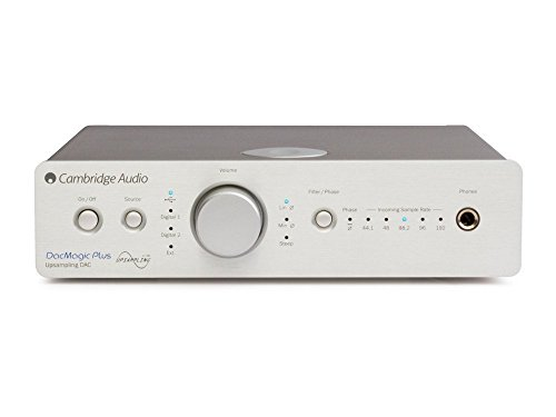 Cambridge - DACMagic Plus (Silver) by Cambridge Audio