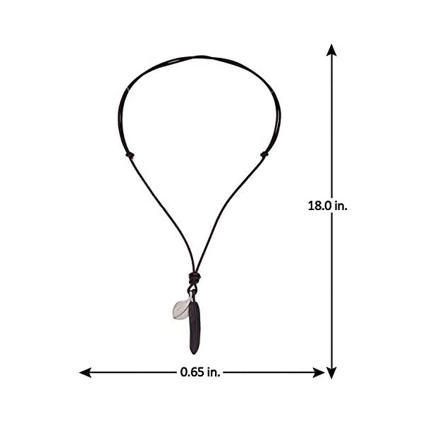 DARE Motorcycle Diaries Long Mala Necklace for Men (Black) (8907617753652)