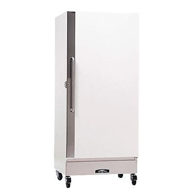 Arctic Air F22CWF Reach-In Freezer 1 White Textured Steel Door 32 Wide Casters by Arctic Air