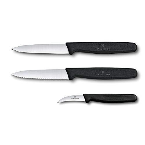 - Swiss Army Brands 48042 Paring Set Knife, 3-Piece