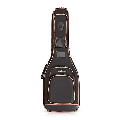 Funda de Guitarra Electrica Profesional por Gear4music: Amazon.es ...