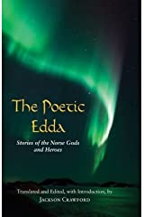 Stories of the Norse Gods and Heroes The Poetic Edda (Hardback) - Common Hardcover
