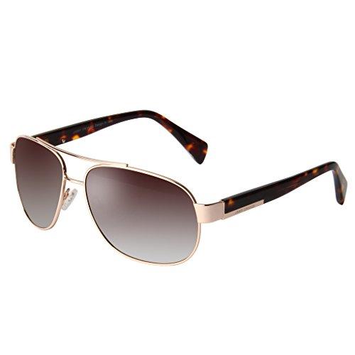 JO Polarized Mens Womens Aviator Fashion Vintage Retro Designer Sunglasses JO7225 - Order Online Prescription Can I Sunglasses