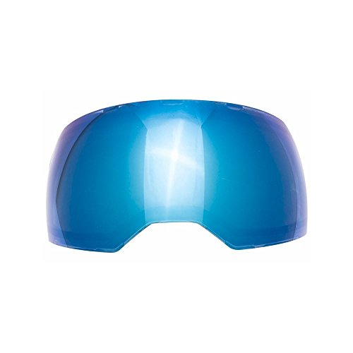 Lens Blue Mask Paintball - Empire EVS Thermal Goggle Lens - Blue Mirror