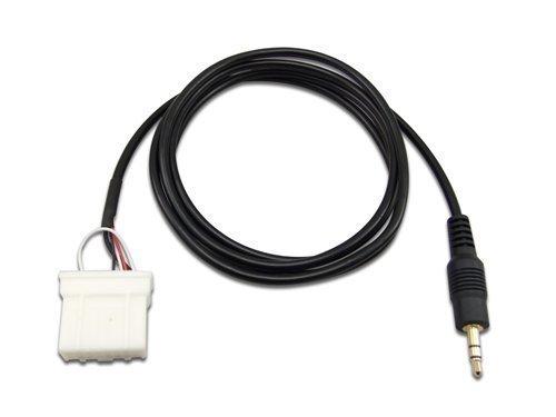 AUX 3, 5mm Câ ble pour connecter iPod /iPhone /MP3 Phone Audio au lecteur de voiture Mazda 5mm Câble pour connecter iPod /iPhone /MP3 Phone Audio au lecteur de voiture Mazda GadgetCenter E-EMTU-MAUX