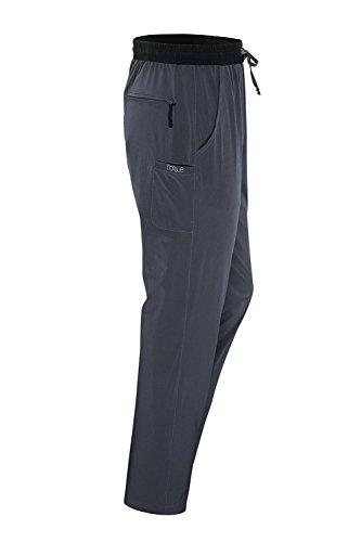 Nonwe Men's Outdoor Quick Dry Lightweight Hiking Pants