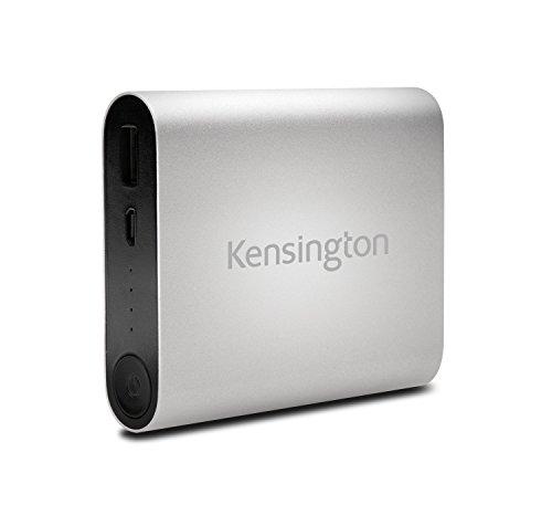 Kensington Portable Power Pack (Kensington 10400 Mobile USB Charger External Battery)