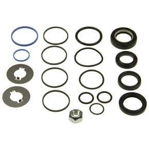 Rack Miata Steering (Edelmann 8864 Power Steering Rack and Pinion Seal Kit)