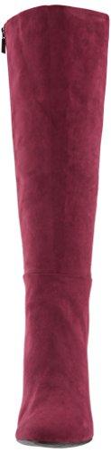 Hautes Bottes Time Reaction Femme Knee Step En The Bordeaux Microfibre To Cole Kenneth Aaxfw0q8