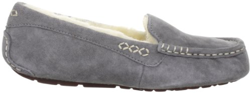 UGG Women's Ansley Moccasin, Light Grey, 8 B US