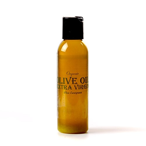Mystic Moments Olive Oil Extra Virgin Organic Carrier Oil 100% Pure 100Ml