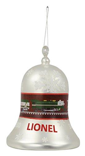 Lionel 9-22021 Silver Bells Blown Glass Bell