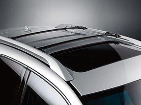 lexus rx 350 roof rack cross bars - 5