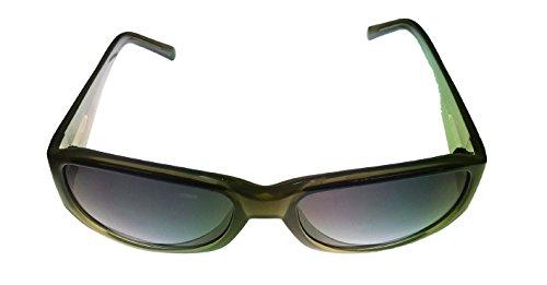 Levi Sunglass Green Fade Womens Rectangle Plastic 129 3 (Levi's Eyewear)