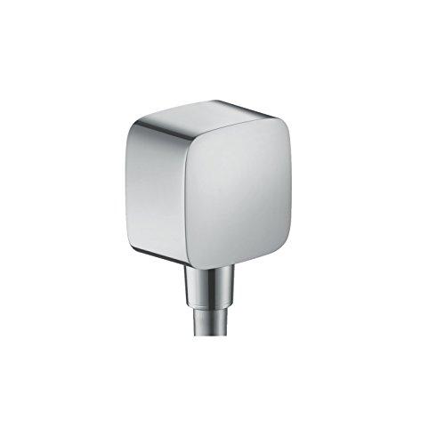 HG FixFit E wall outlet DN15 chr.NRV
