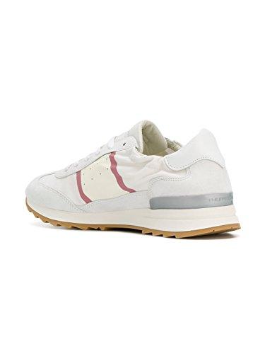 Modello Philippe Ladies Psldb006 Sneakers In Pelle Bianca