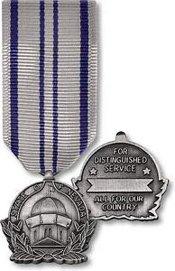 US Nevada National Guard DSM Distinguished Service Medal, Miniature by HighQ Store