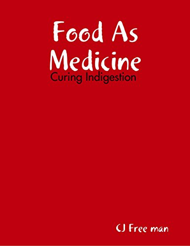 Food As Medicine: Curing Indigestion