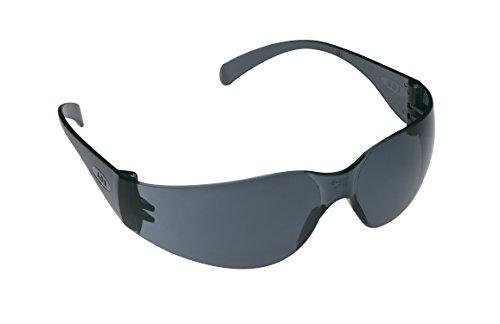 3M 11330 Virtua Anti-Fog Safety Glasses, Gray-Frame, Gray-Lens ()
