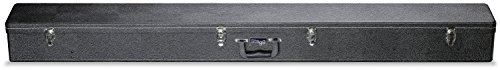 Stagg GEC-EDB Economical Hard Case for 3/4-Size Electric Double Bass - Black from Stagg
