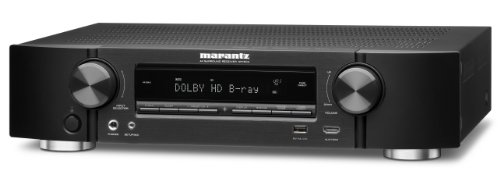 Motorhome Receiver Hitch (Marantz NR1504 Slim Line 5.1 Channel Home Theater Network AV Receiver with AirPlay)