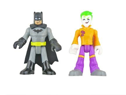 Fisher Price Imaginext DC Superfriends Transforming Batcave Replacement Figures
